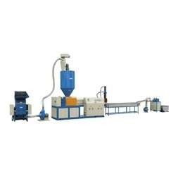 Reprocessing Plastic Recycling Machine
