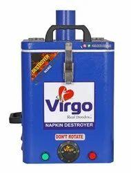 VIRGO Sanitary Napkin Incinerator NANO
