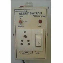C 102A alert electronic switch