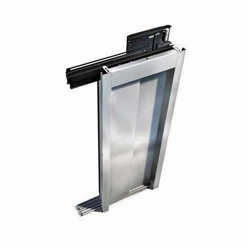 Stainless Steel Landing Door  sc 1 st  IndiaMART & Stainless Steel Landing Door Rs 14000 /piece Fortune Elevator | ID ...