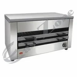East Zone Open Coal Heater Industrial Bread Toaster, Number Of Slices: 2, 220 Volt