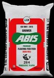 4mm ABIS Grower Premium Floating Fish Feed