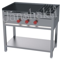 Janshakti Chapati Hot Plate with Puffer