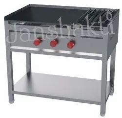 Chapati Hot Plate With Puffer