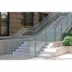 Outdoor SS Handrail