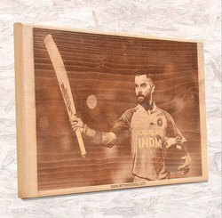 Engraved Wooden Posters