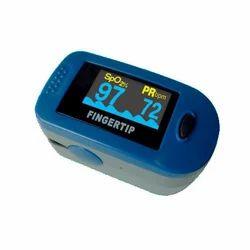 Finger Tip Pulse Oximeter
