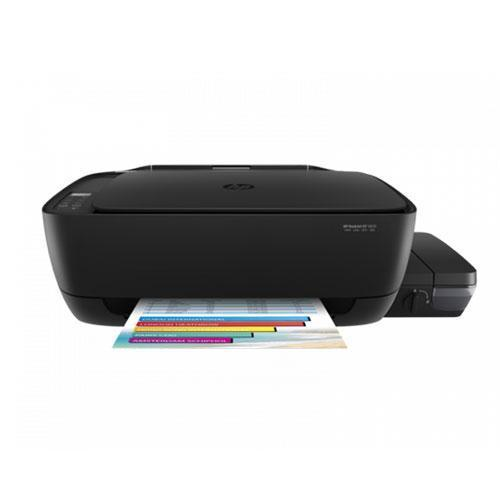Semi-Automatic HP Color Inkjet Printer