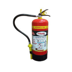 Foam AFFF And Portable Fire Extinguisher