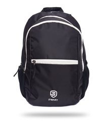 Black And White Laptop Backpack