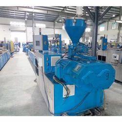Pvc Profile Making Machine