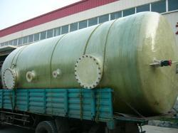 FRP Chemicals Tank, Capacity: 4000 to 7000 L