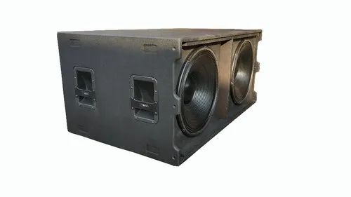 RCF type Dual 18'' Bass V Max 218 Sub Woofer