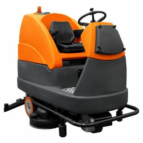 Ride On Scrubber Machine, floor scrubber machine, auto scrubber, फ़्लोर  स्क्रबर्स in Kolkata , Technoplast India | ID: 16374935473