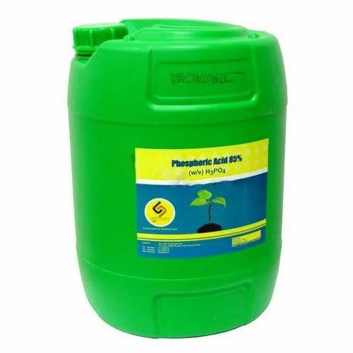 85% Phosphoric Acid Liquid