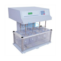 Stainless Steel Jlab Dissolution Test Apparatus Microprocessor, Model Name/Number: JL-DTA-2210, Packaging Type: Box
