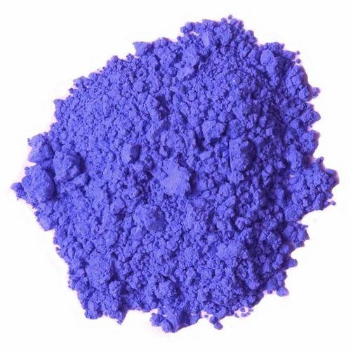 Lavender Blue Pigment Color Packaging Type Loose