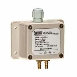 Series 212 Weatherproof Differential Pressure Transmitter