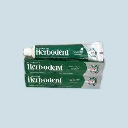 Herbodent Herbal Toothpaste, Tube