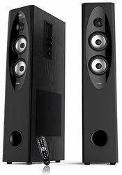 Tower Black F&D T60X, Features: USB Bluetooth Nfc Aux Mic
