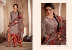 Cotton Punjabi Dress Material