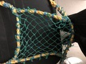 S Protection Safety Net 2 inch Mesh Size 5X10 Double Coat