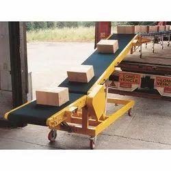 Truck Loading & Unloading Conveyors