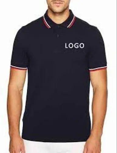 3eaad0eca Plain Half Sleeves Custom Polo T Shirts, Rs 349 /piece, Abhi ...