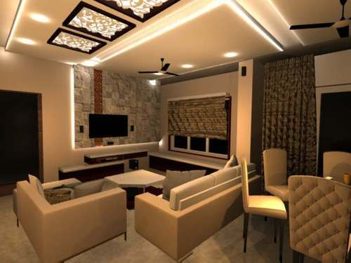 Product Image Living Room Interior Designing Services