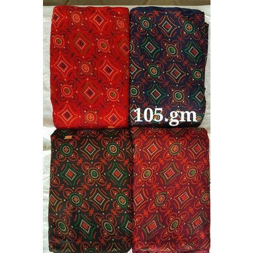 Manufacturer of Fabric Printing Service & Textile Fabric by