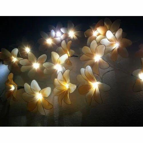 Led Diwali Flower String Light