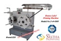 Rotory Label Printin Machine