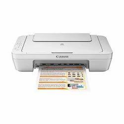 Black & White Canon Pixma MG 2470 Printer, Supported Paper Size: A3, Laserjet