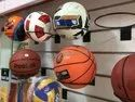 Display Wall For Sports Items
