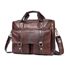 Leather Brown Executive Bags