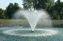 Decorative Floating Fountain