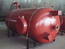 Mild Steel MS Blow Down Tank