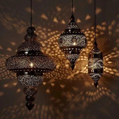 new style f137f fae6b Moroccan Pendant Lamp