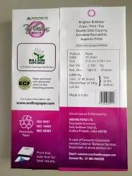 White Reflection Multipurpose Paper 70 Gsm, For Printer. Copier, Size: 210 Mm X 270 Mm