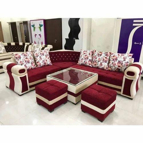 Modern Luxury Designer Sofa Set Living