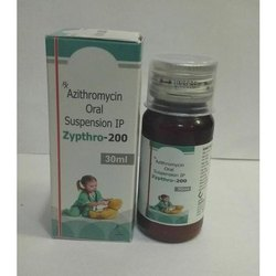 Azithromycin Oral Suspension Syrup