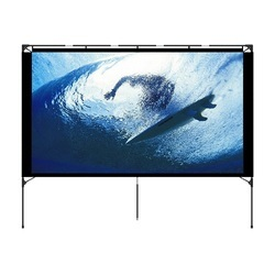 Install Lock Projector Screen