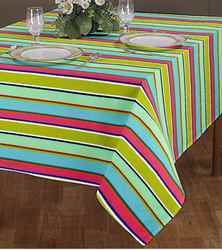 Stripe Table Cover