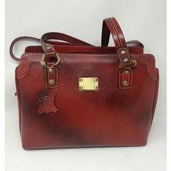 Dual Tone Premium Ladies Hand Bag