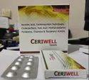 Ascorbic Acid Cerebroprotein Hydrolysate Cholecalciferol Methylcobalamin Tocopheryl Tablet