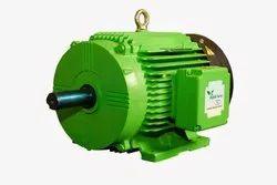 Crompton Three Phase CG Electric Motor, Power: 10-100 KW