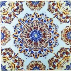 Ceramic Printed Decorative Wall Tile, Thickness: 7-16 mm