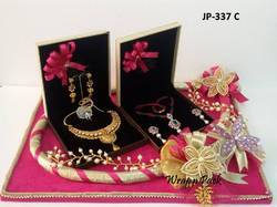 Jewellery Platter For Tikka Ceremony
