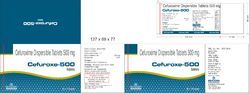 Cefuroxe Tablets