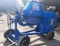 Diesel Engine Concrete Mixer Machine, For Construction, Output Capacity: 560 Liters